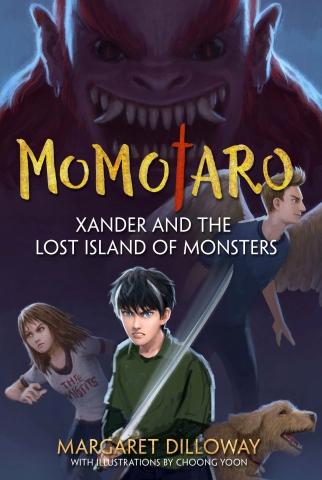 front cover_Momotaro
