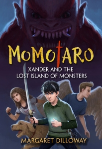Momotaro FINAL COVER
