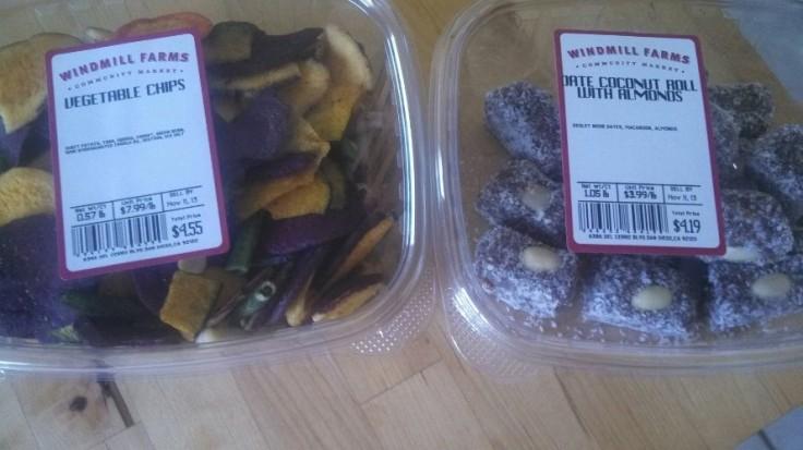 healthier snacks